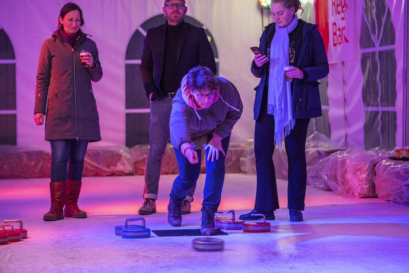 za curling105